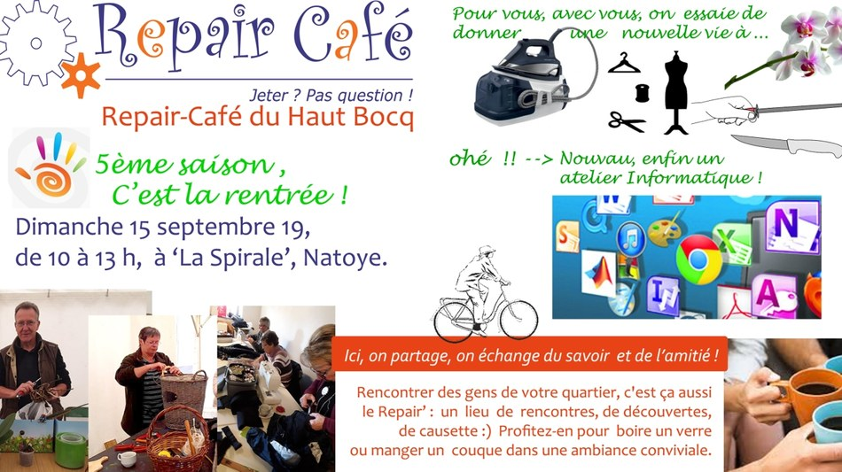 invitation FB pour RCHB sept19