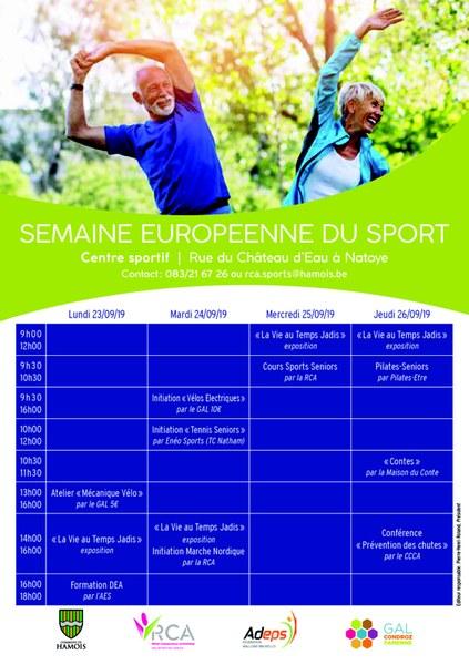 flyers semaine sport seniors