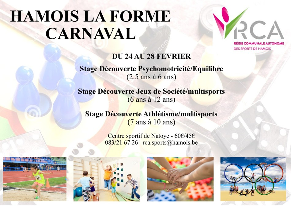 stages carnaval page 0