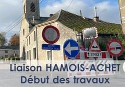 Liaison douce Hamois-Achet